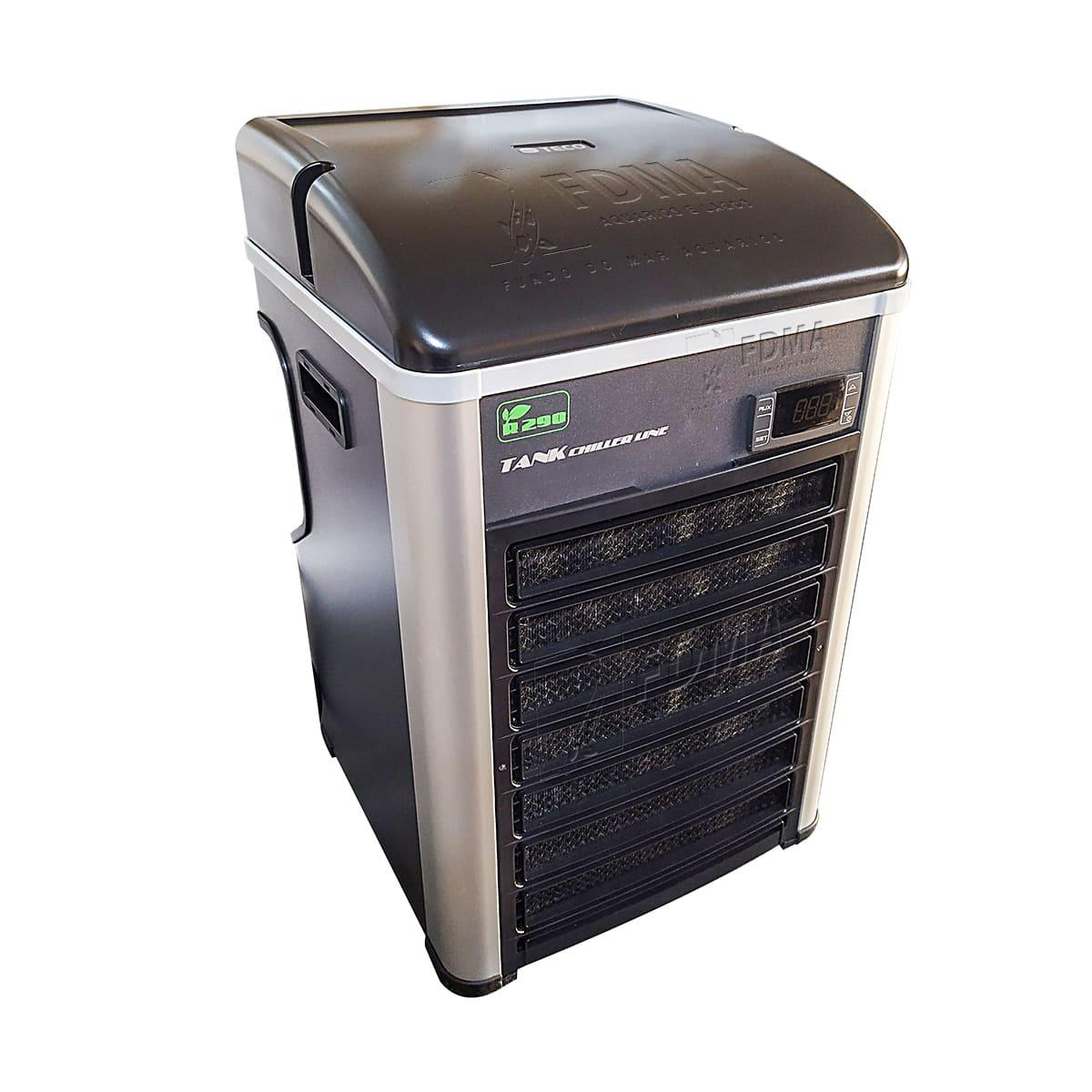 Chiller Resfriador Teco Tk1000 1/4 Hp Até 1000l 110v