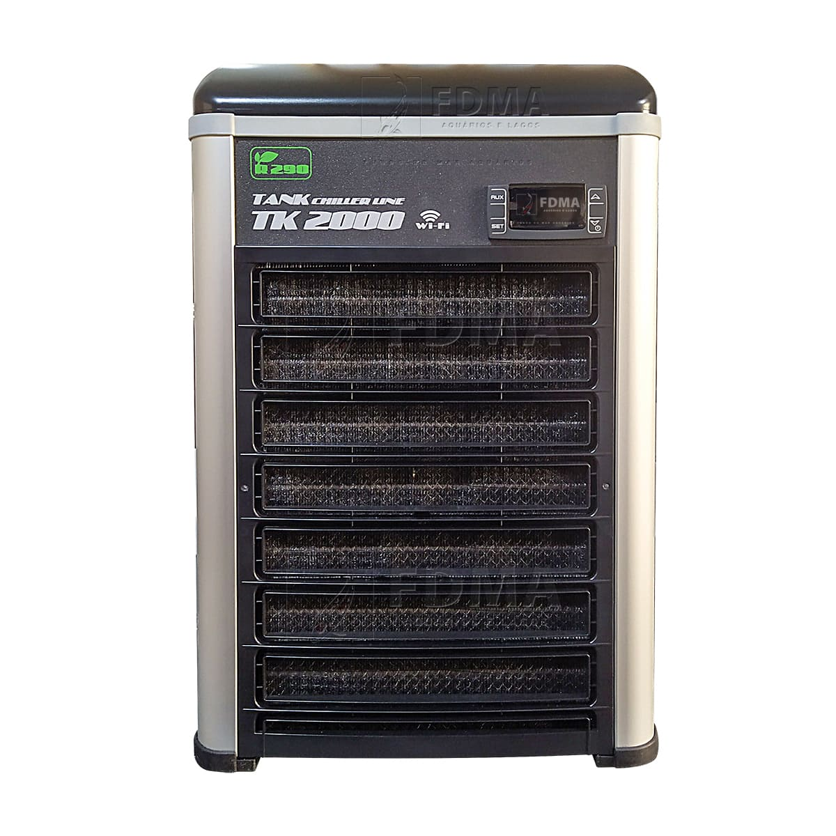 Chiller Resfriador Teco Tk2000 1/3hp Até 2000l 110v