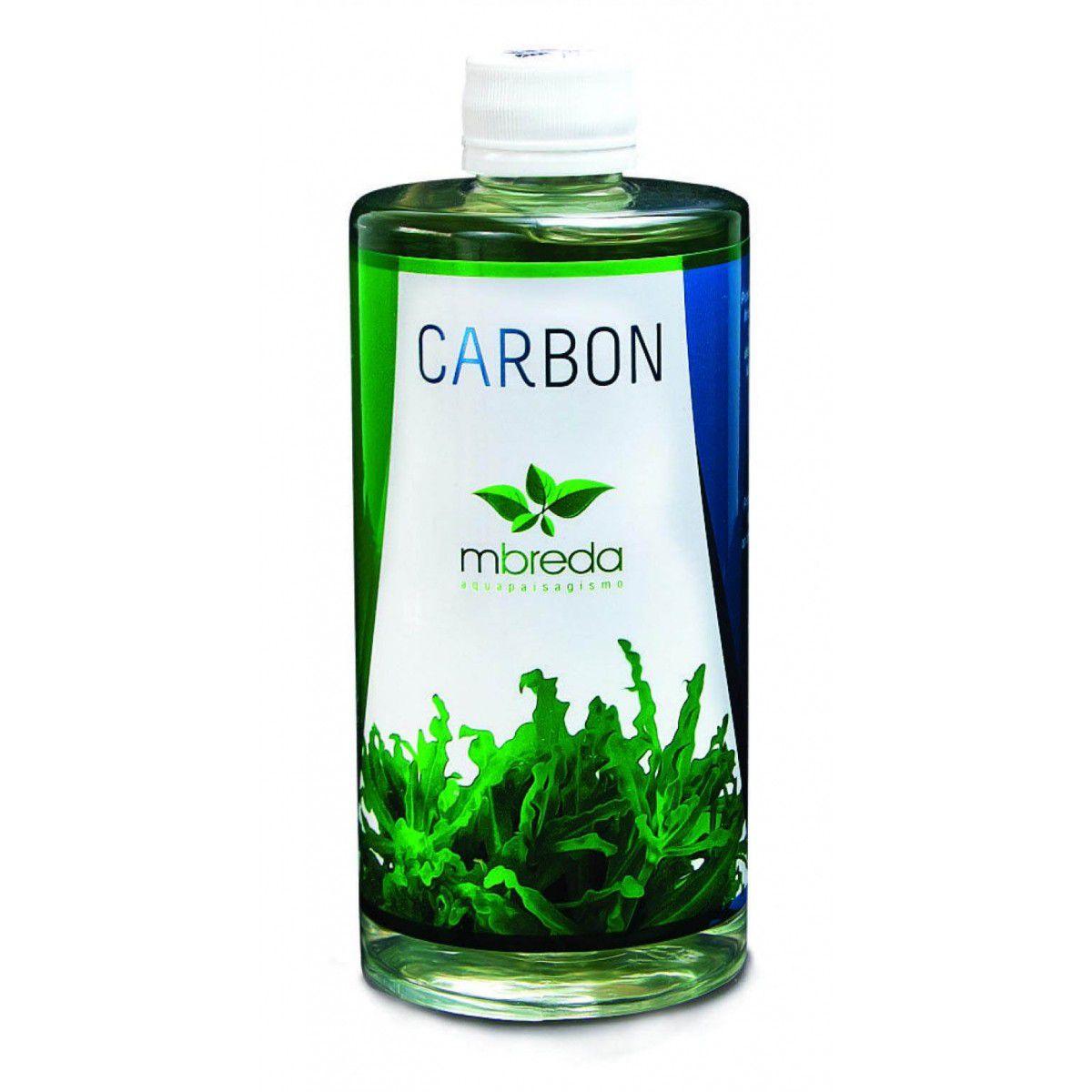 Co2 Liquido Para Aquário Plantado Mbreda Carbon 500ml