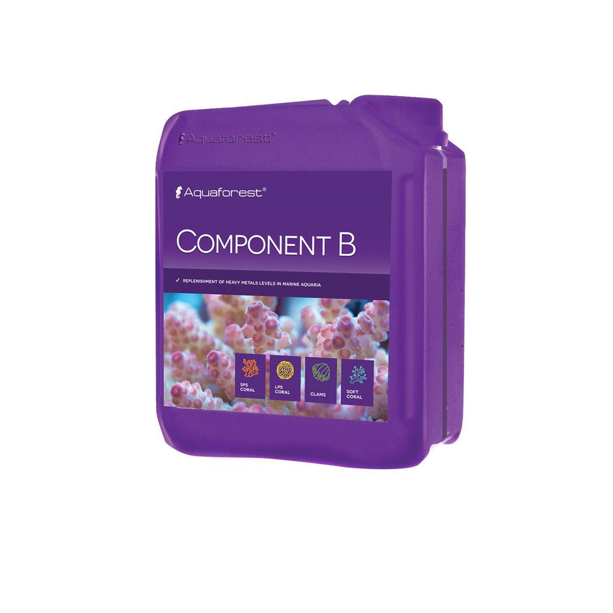 Aquaforest Component B 2 Litros Complemento de Metais Pesados