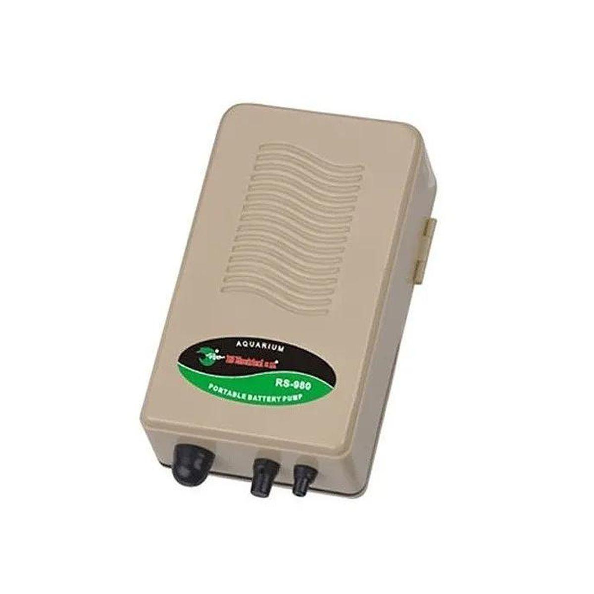 Compressor de Ar RS Electrical - RS 980 - Pilha