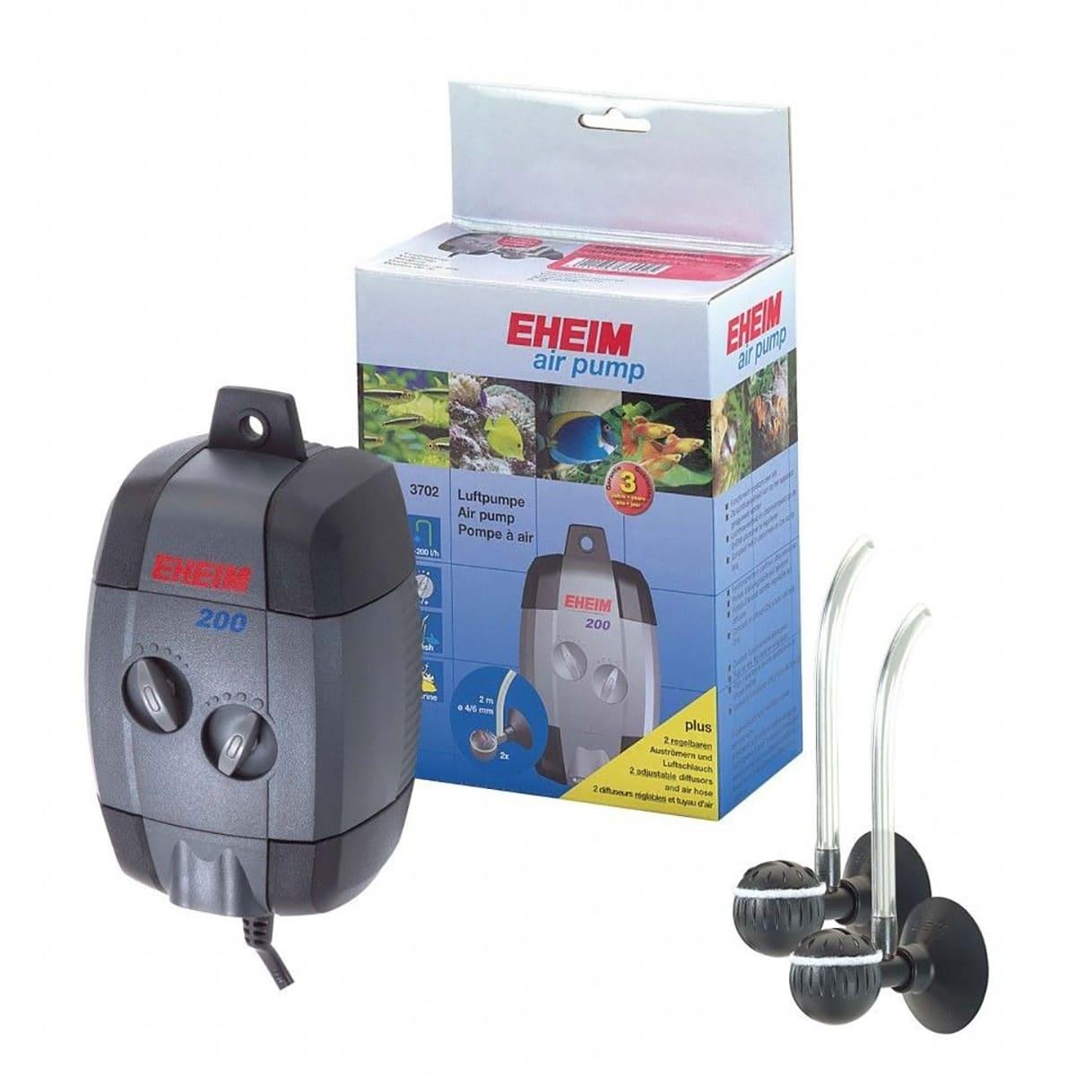 Compressor De Ar Super Silencioso Eheim Air Pump 400