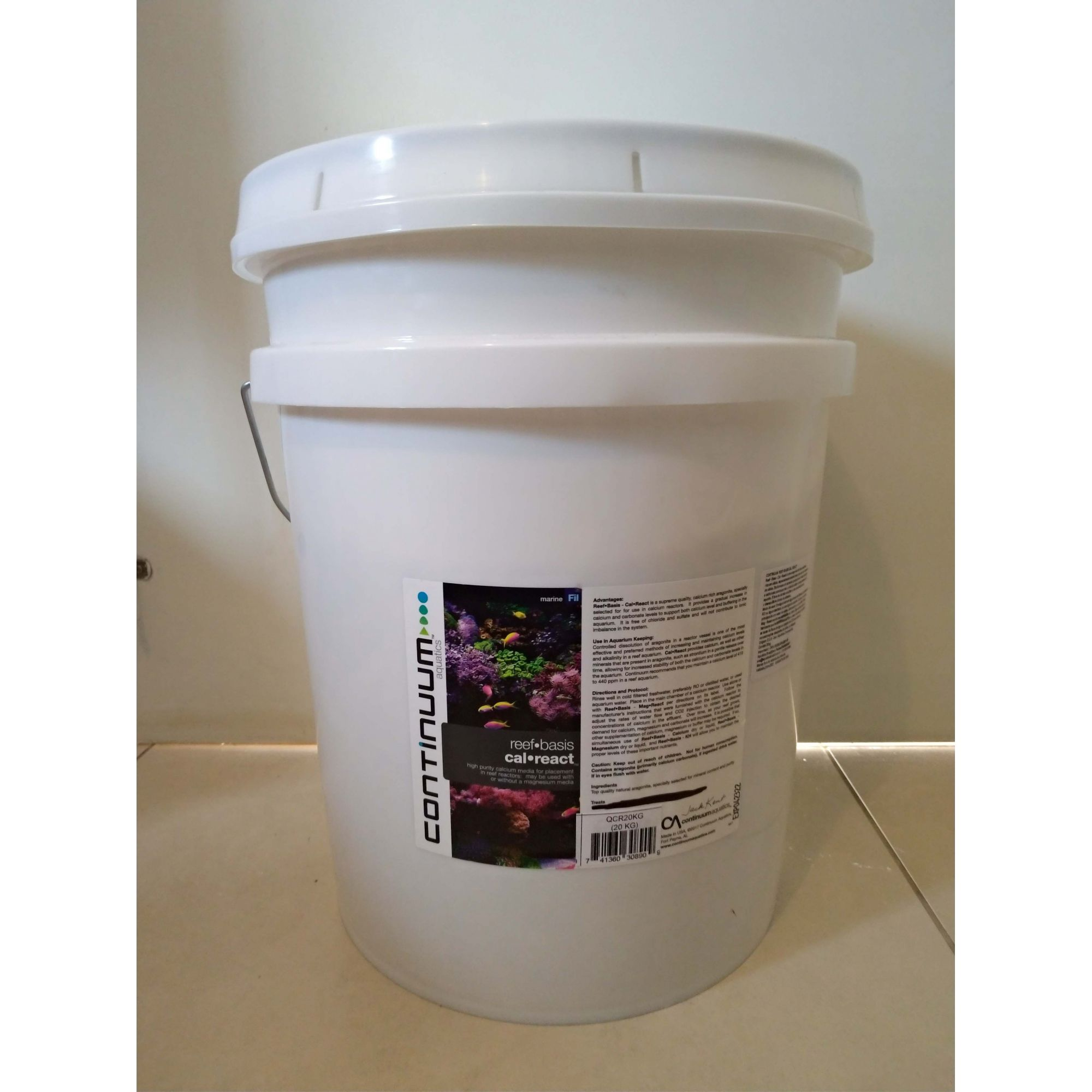 Continuum Calreact M 20kg High Purity Calcium