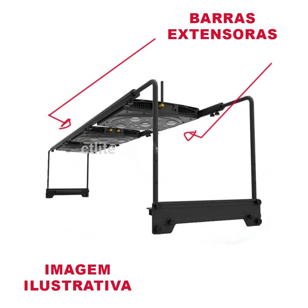 CT Lite Kit Barra Extensora 80cm para Suporte G3/G4