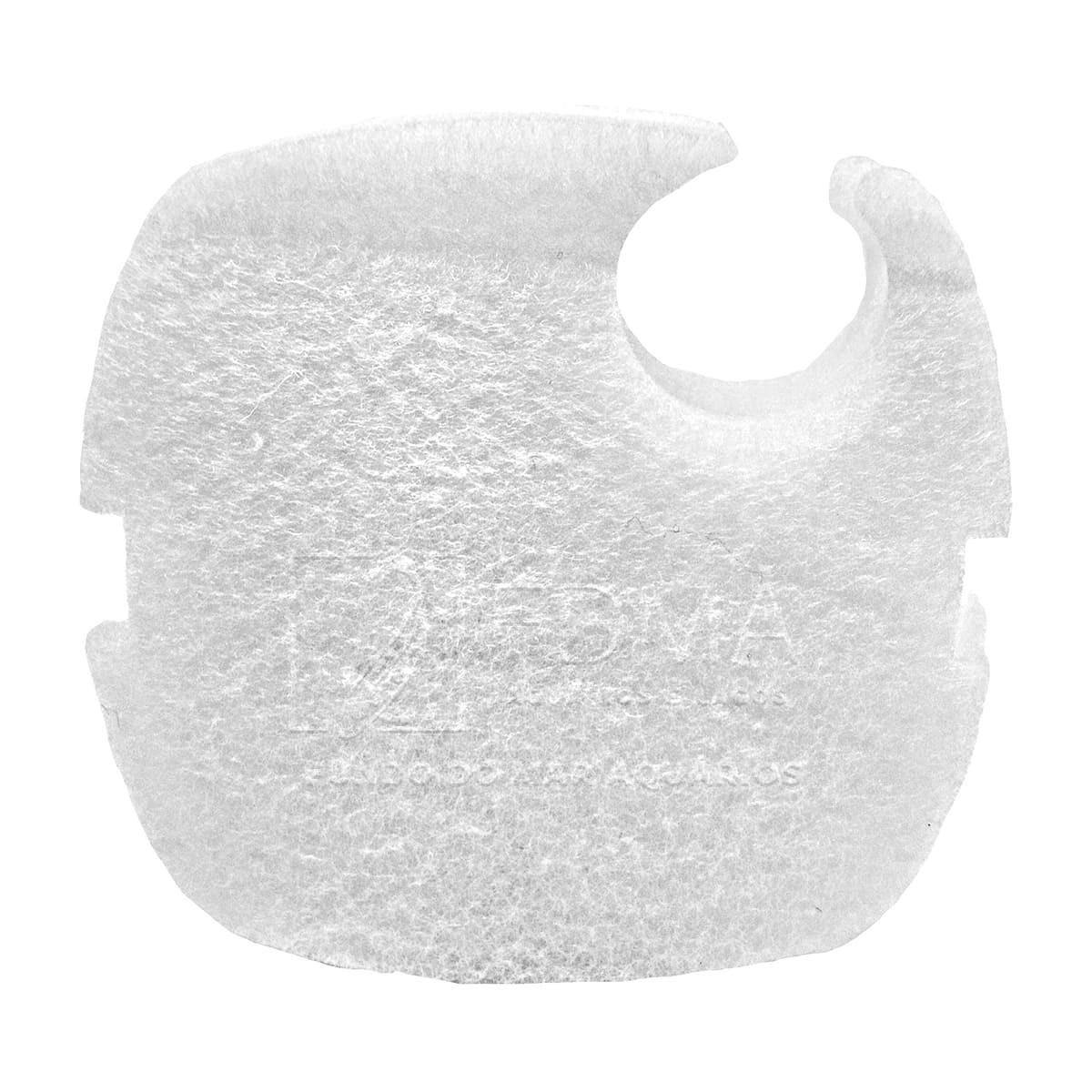 Esponja Branca Para Canister Hw-404 Aquário Filtrante