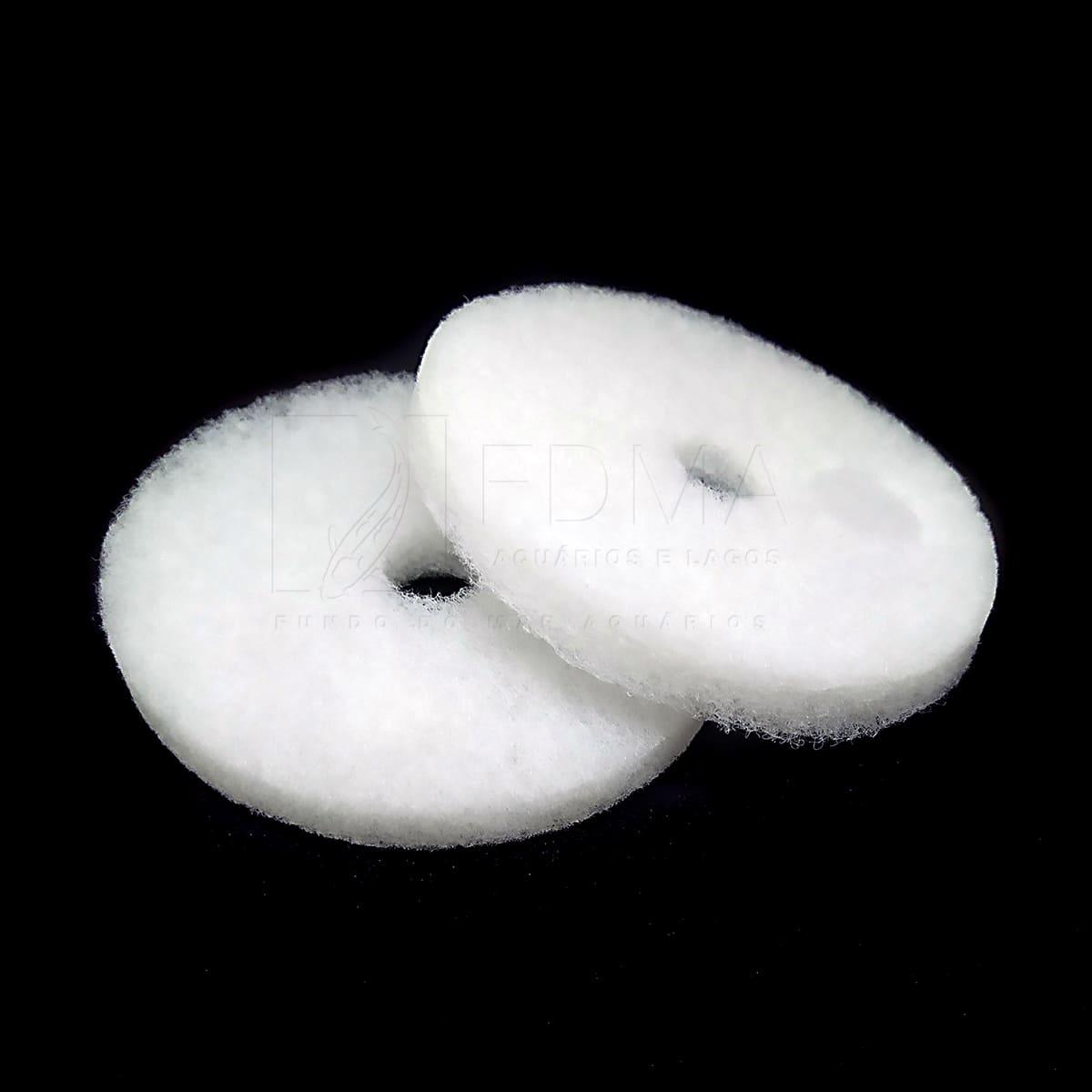 Esponja Branca para Canister Ista Smart Filter