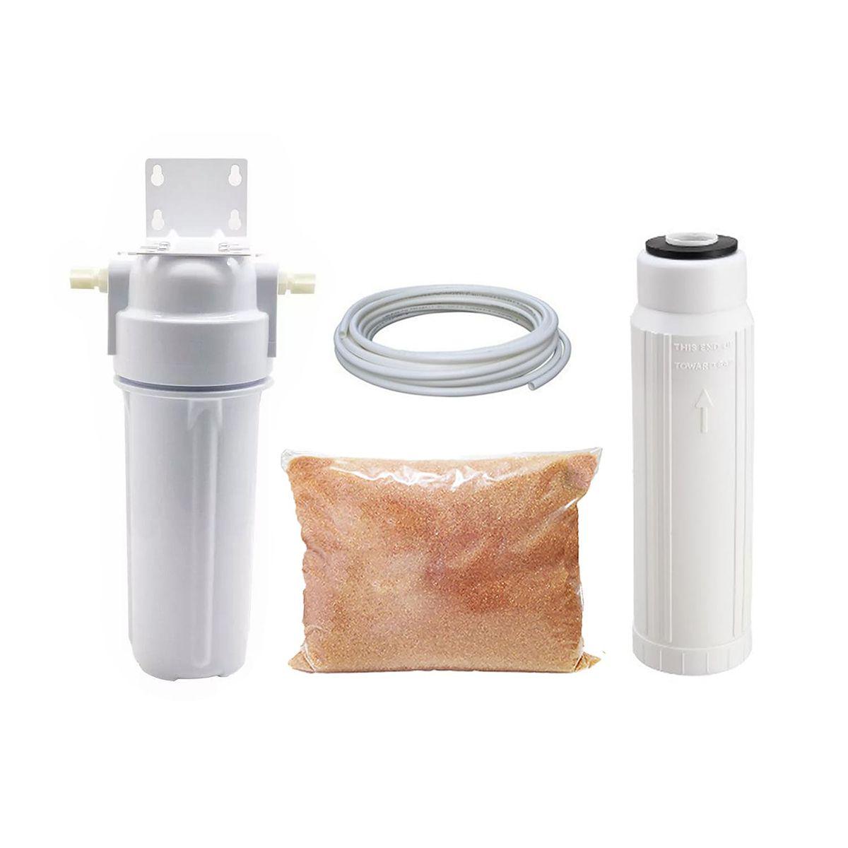 Estágio Extra de Resina p/ filtros R.O / D.I - 1 Litro MB400