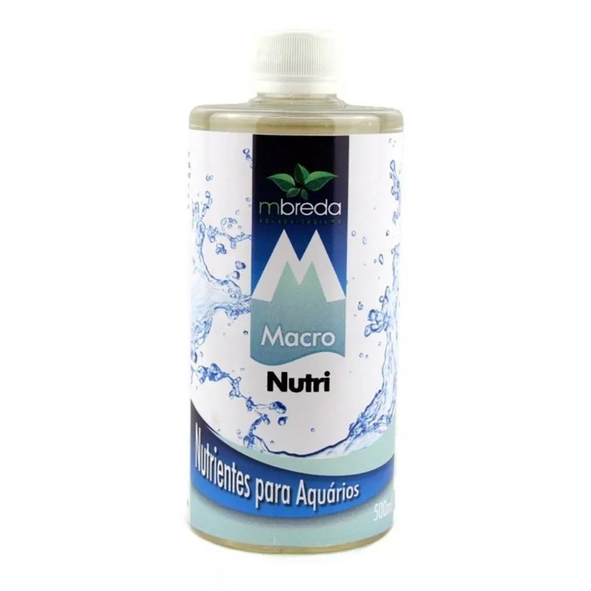 Fertilizante Mbreda Macronutri Macro Nutrientes 1litro