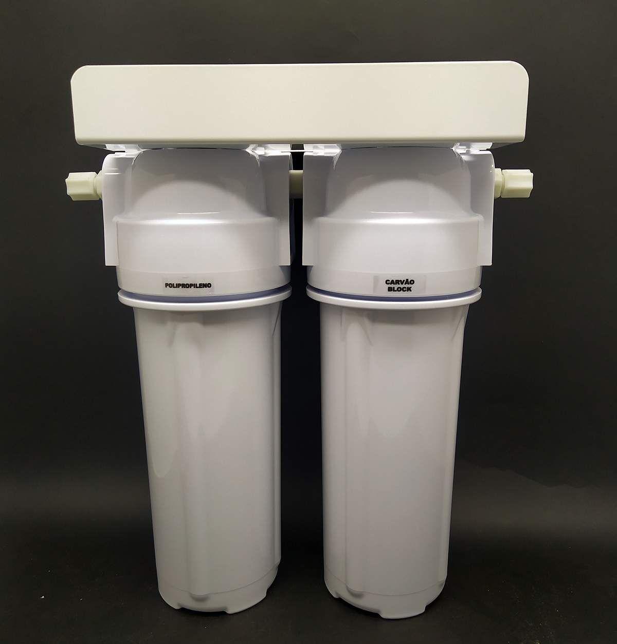 Filtro Deionizador 2 Estágios - Consumo Humano