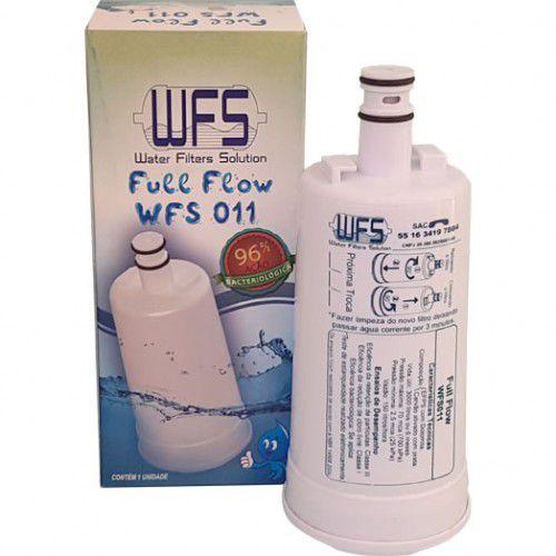 Refil WFS 011 Full Flow - Filtro Esmaltec Acqua7 Original