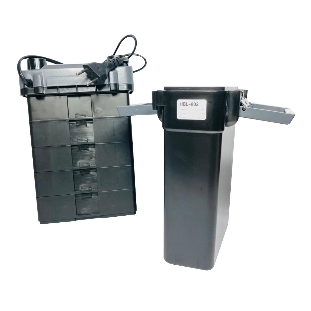 Filtro Externo Hang On Sunsun Hbl-801 500l/h Aquário