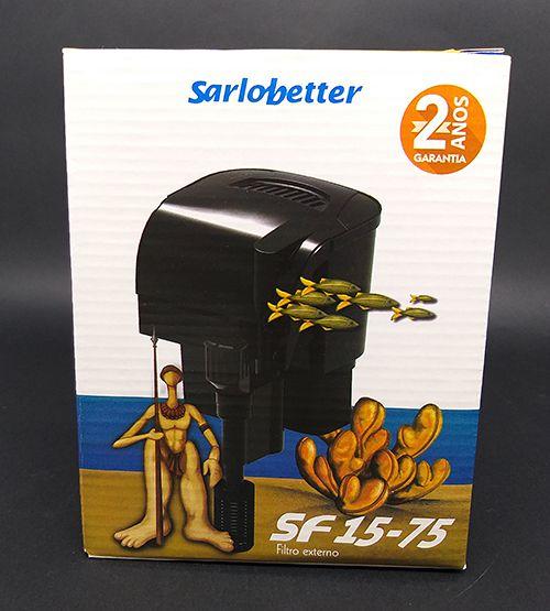 Filtro Sarlo Better Hang On SF-15-75 Pequenos Aquários 220v
