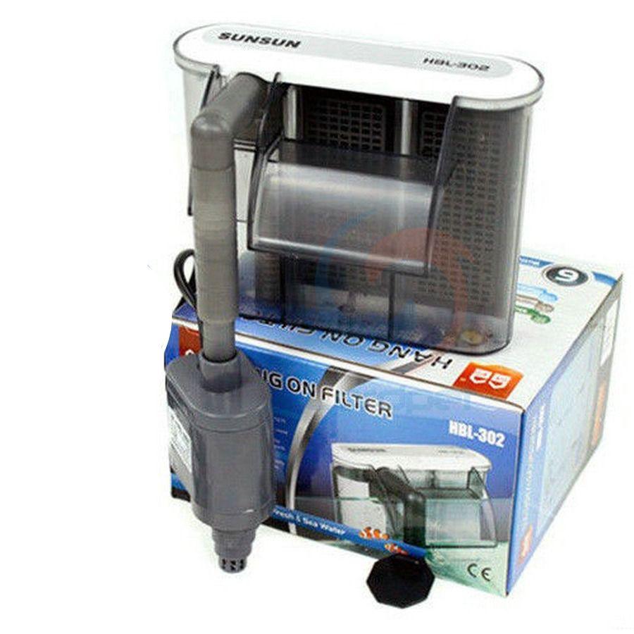 Filtro Externo Sunsun Hbl-303 350 L/h Para Aquarios