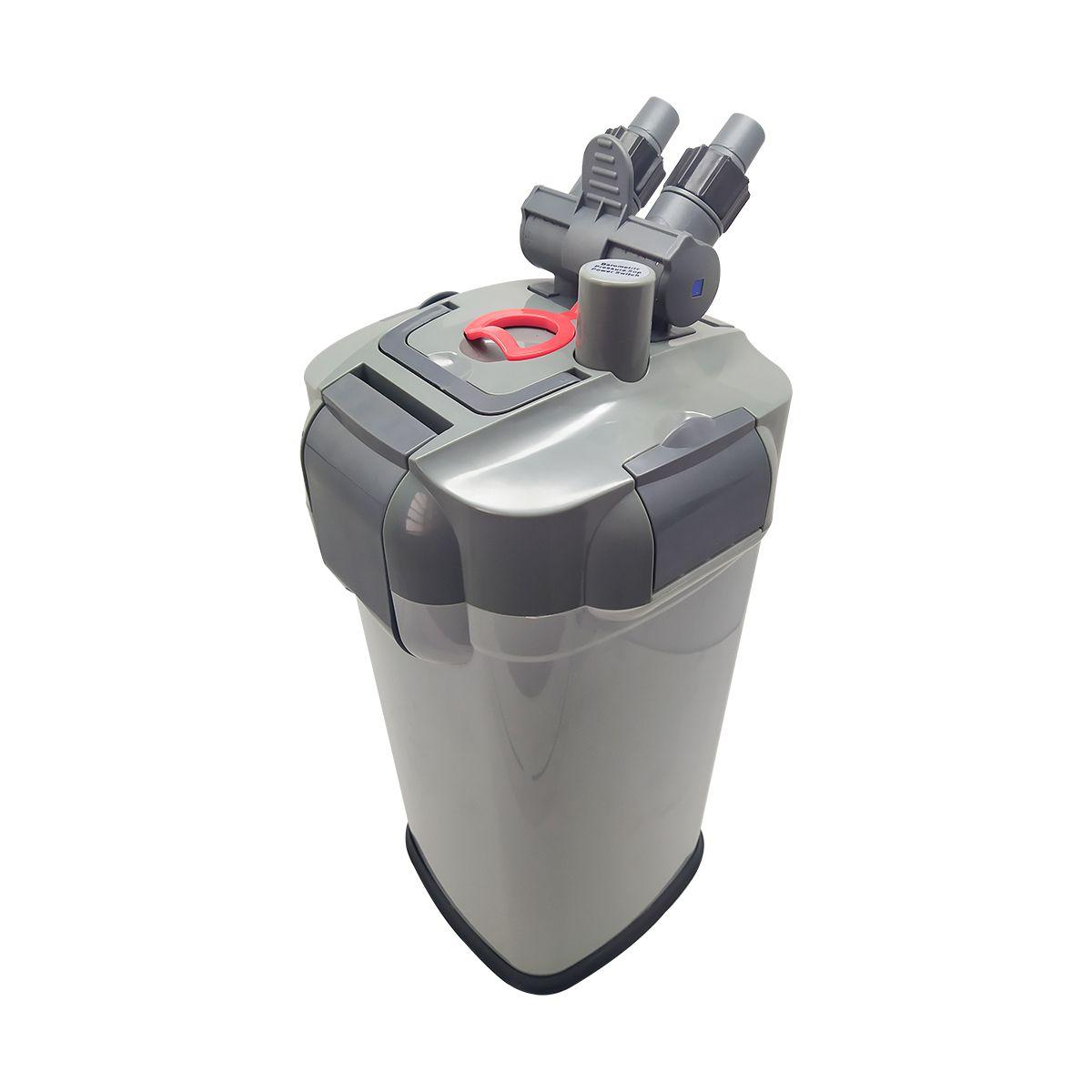 Filtro Hopar Canister C/ Uv 3328 2200l/h 9w 110v + Brinde