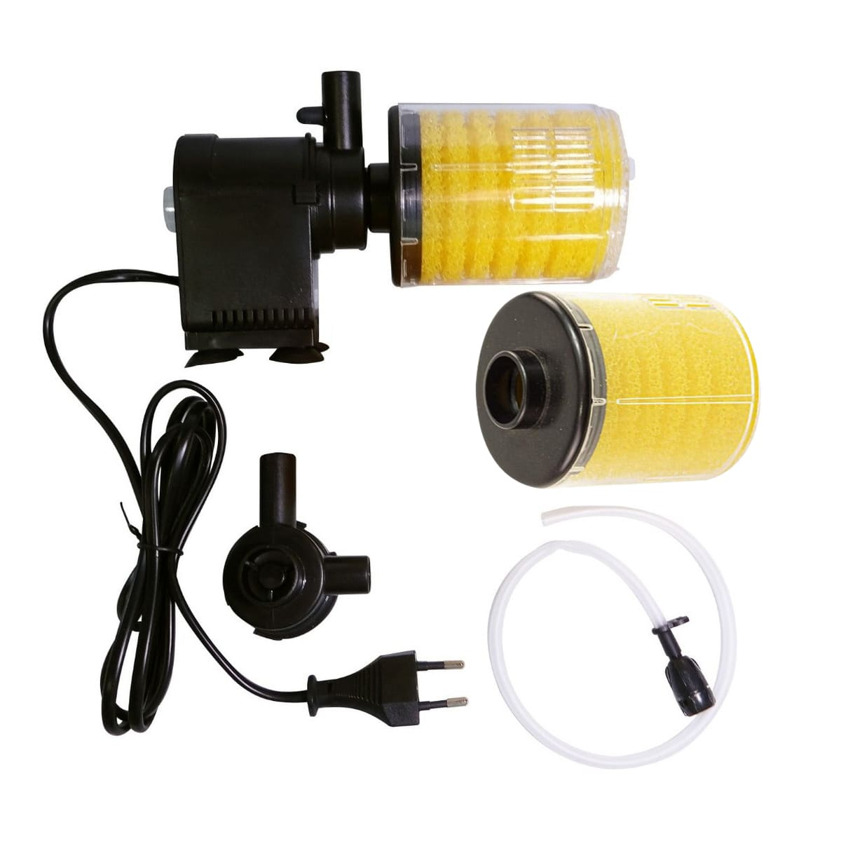 Filtro Interno para Aquários Jad SP-1000 II 8w 300 L/H