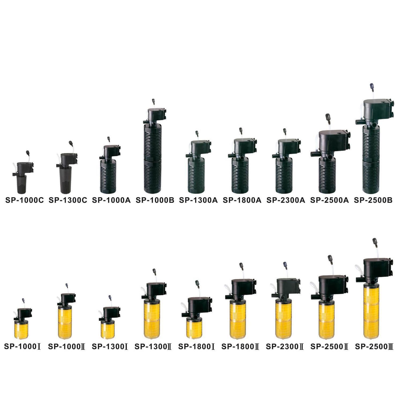Filtro Interno para Aquários Jad SP-1300A 9w 400 L/H