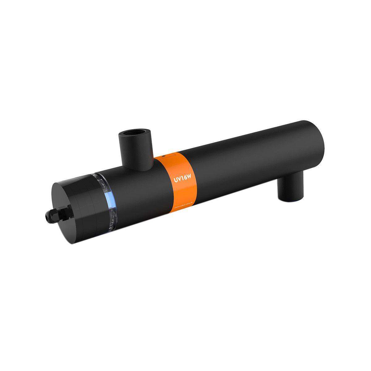FILTRO UV 16W CUBOS - Para Aquários e Lagos de até 3500 L