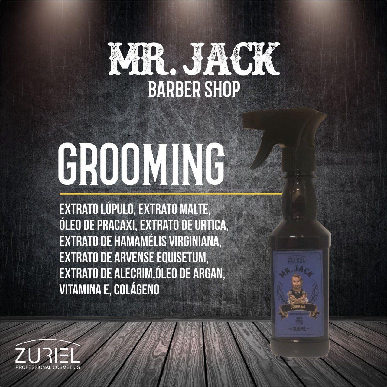 Finalizador Capilar Gromming Pure Malt Mr Jack - 300ml
