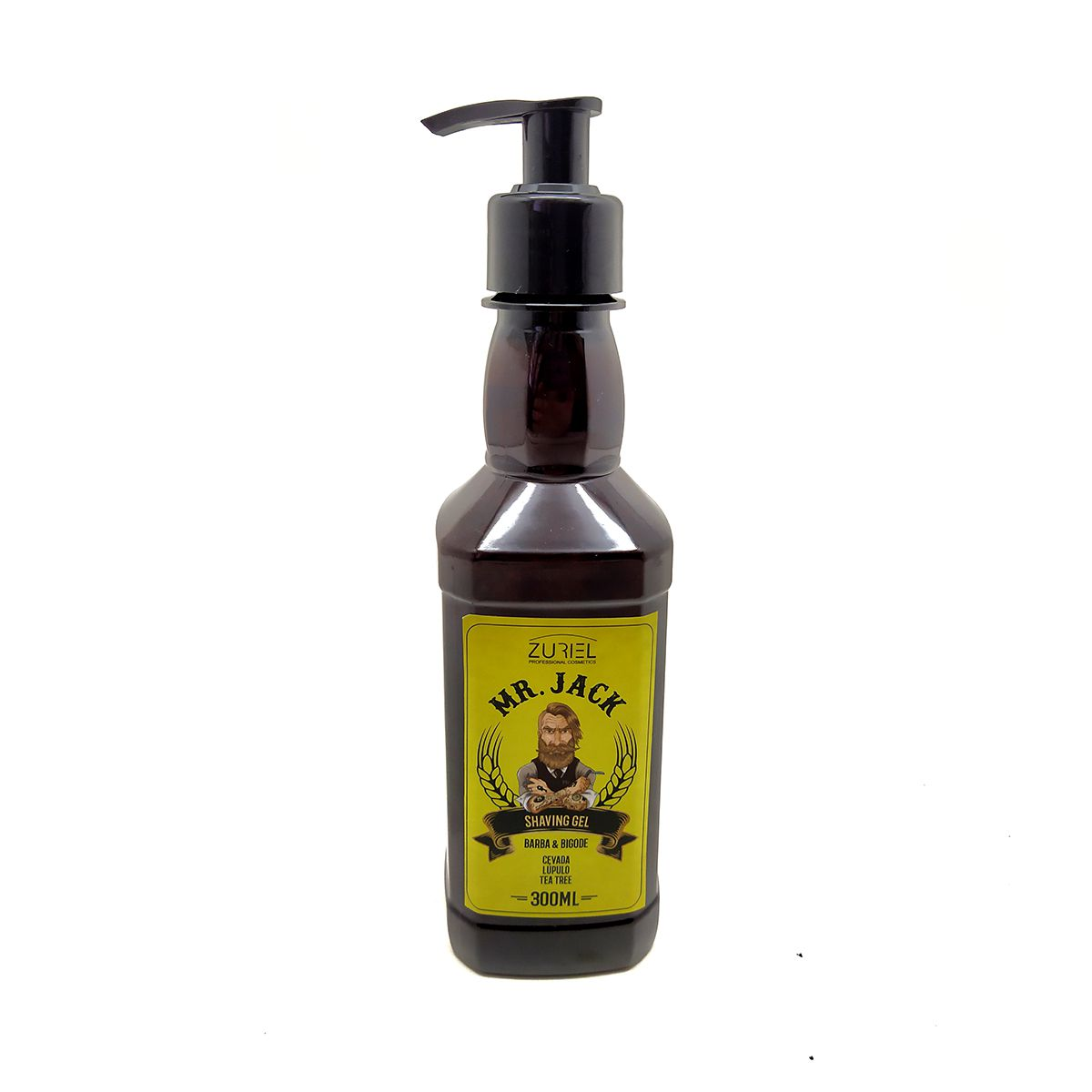 Gel de Barbear Shaving Pure Malt Mr jack - 300ml