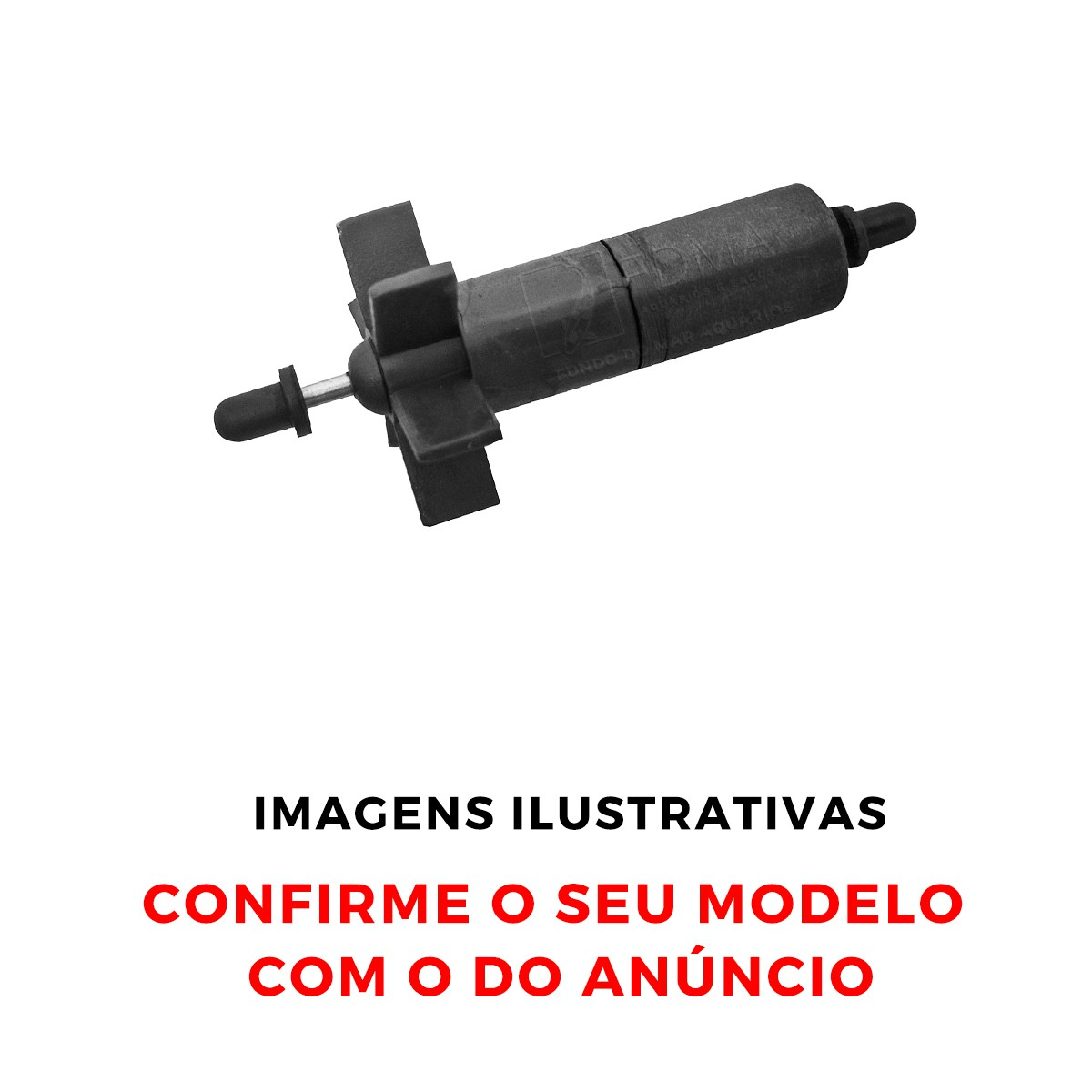 Impeller Bomba Sarlo Better Sb Mini Kit Reparo Completo
