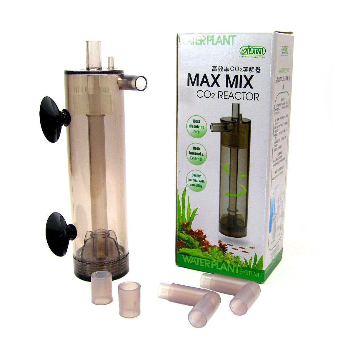 ISTA REATOR DE CO2 PARA AQUÁRIOS MAX MIX CO2 REACTOR M I-528