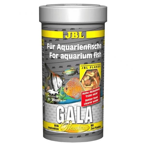 Alimento para Peixes JBL Gala 30g à Base de Camarão e Alho