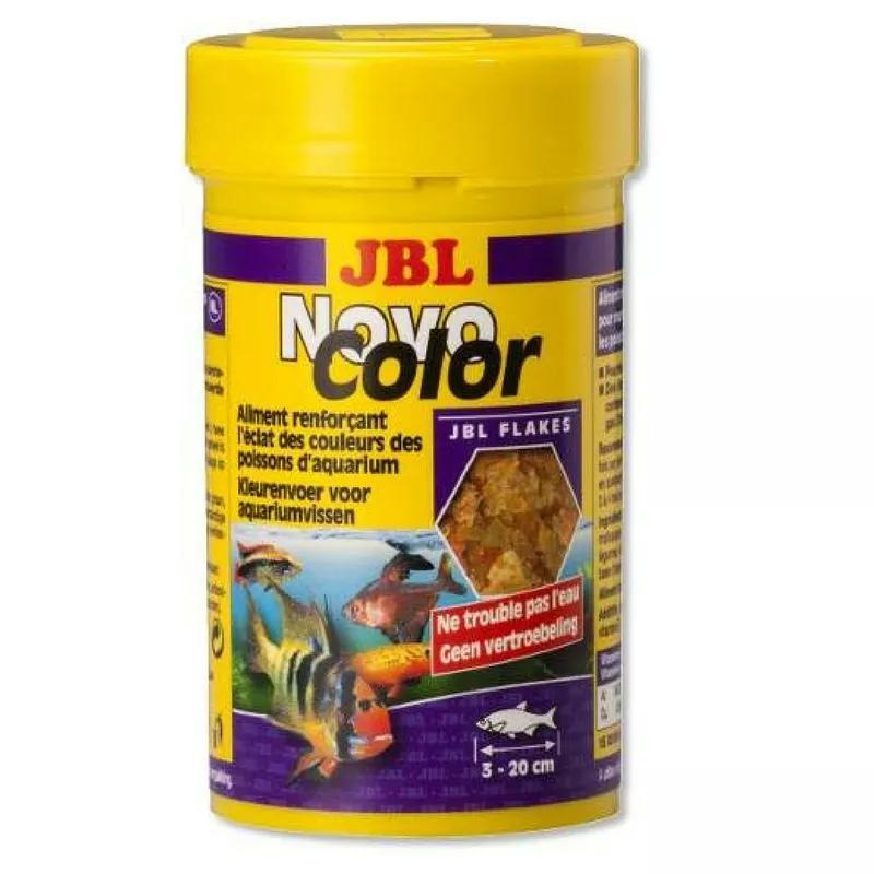JBL NovoColor 250ml 45g Realça Coloração dos Peixes