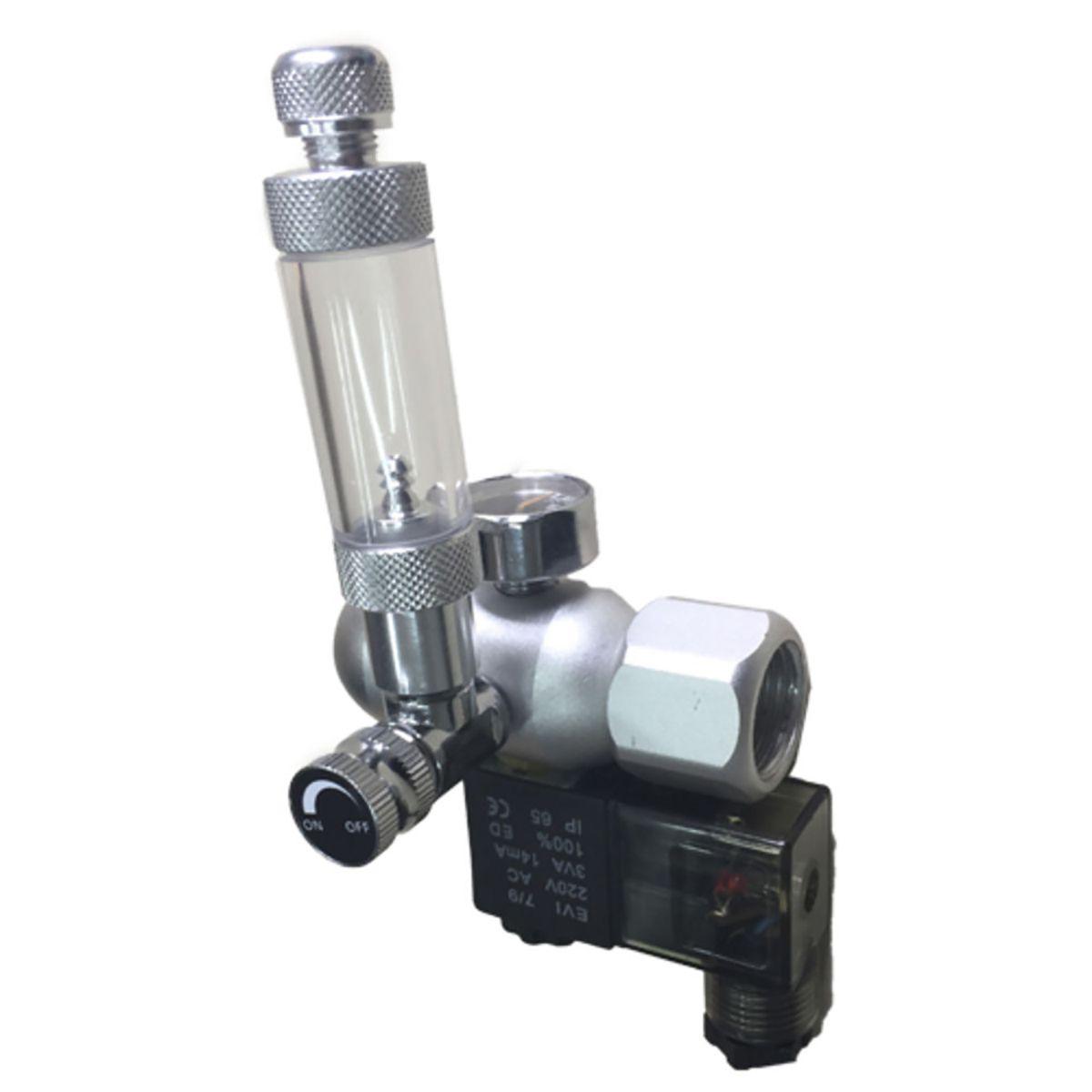 Kit Profissional de CO2 para Aquários Plantados Soma 2 Litros