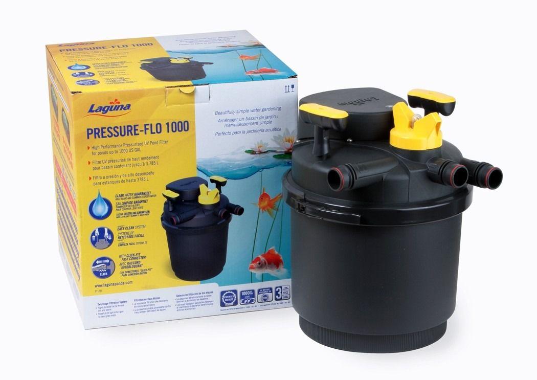Laguna Filtro Pressurizado com UVC 1000 110v