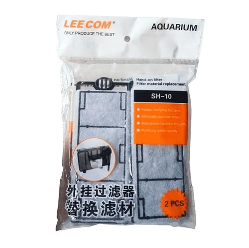 Refil Para Filtro Leecom Hang On Hi-330 Hi-430 Hi-530 Hi-630
