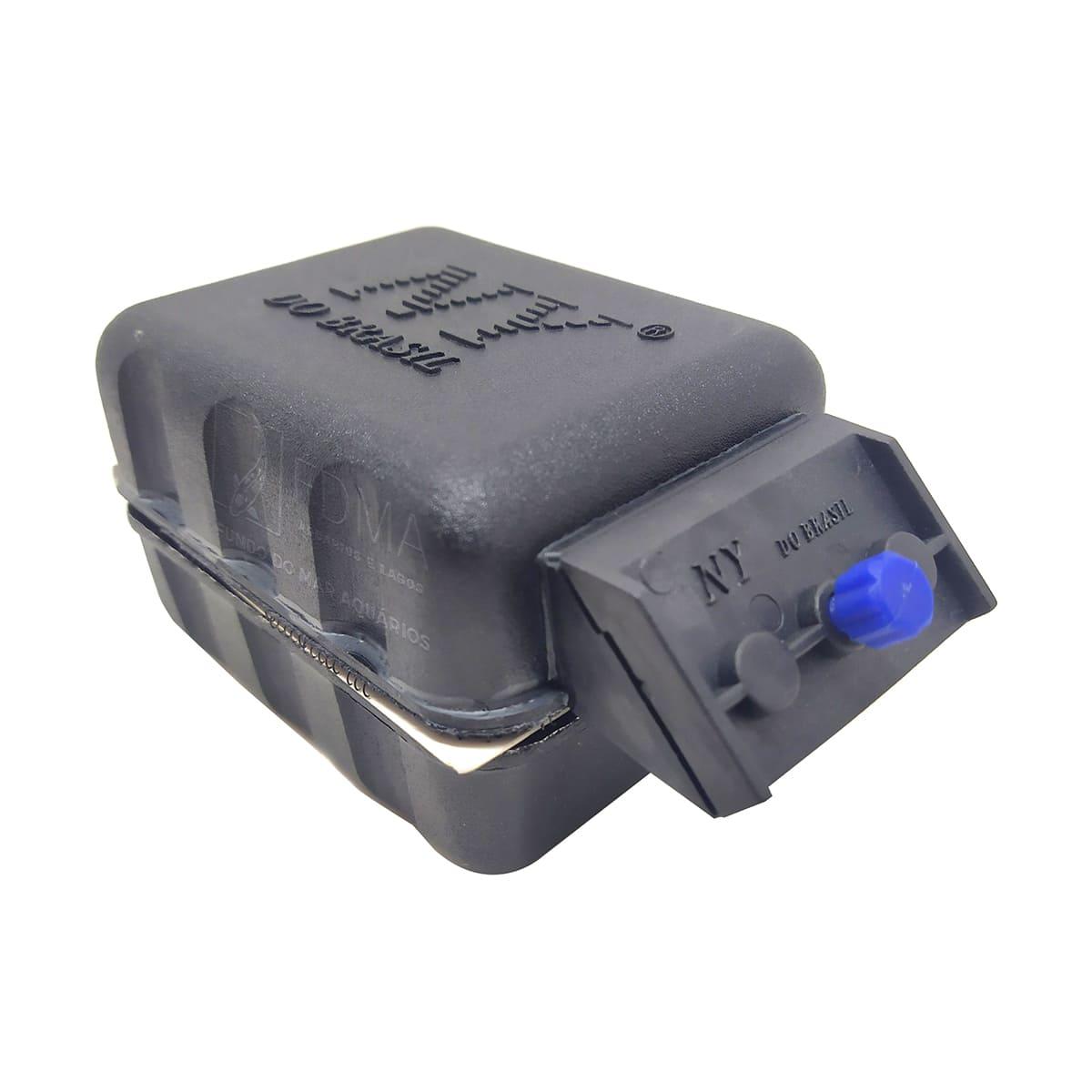 Limpador Magnético Com Raspador Vidro Até 16mm Ny Do Brasil