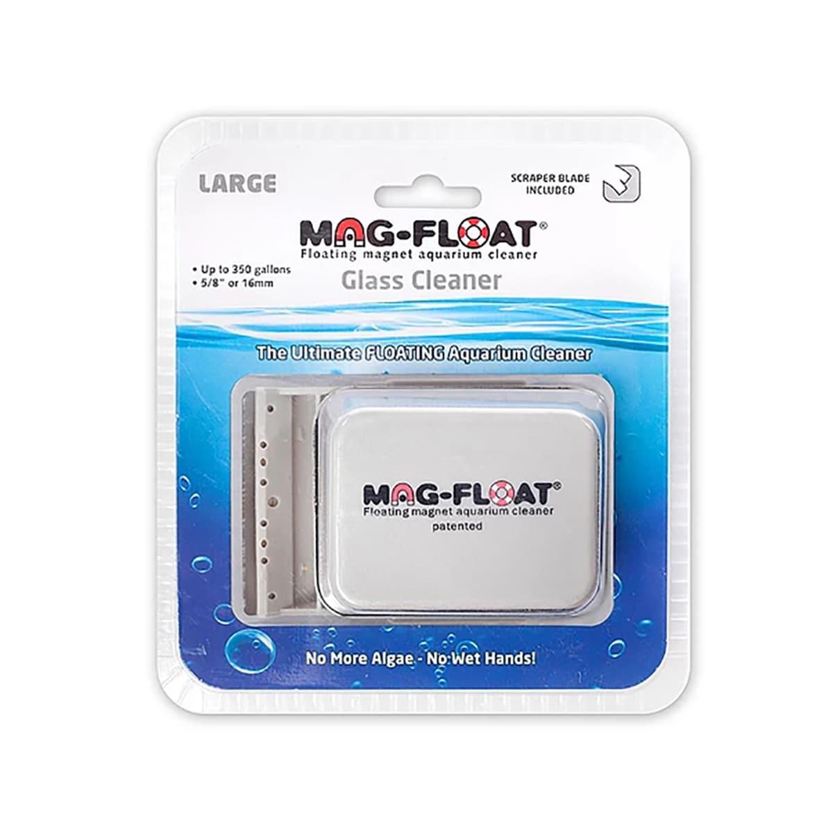 Limpador Magnético Mag-float (Large) - Vidros de até 16mm