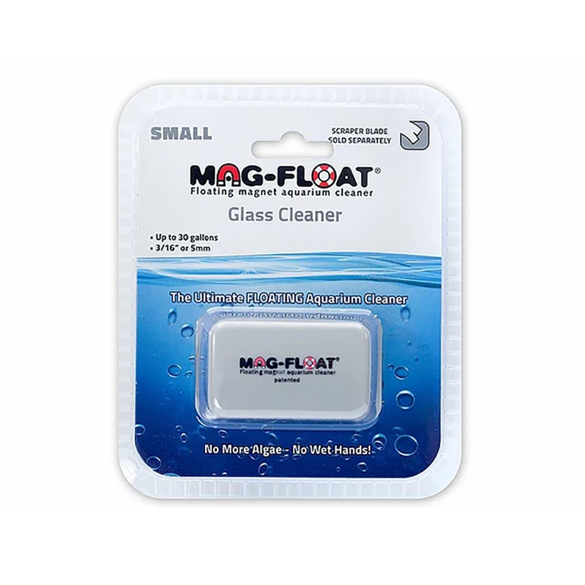 Limpador Magnético Mag-float ( Small ) - Vidros de até 5mm