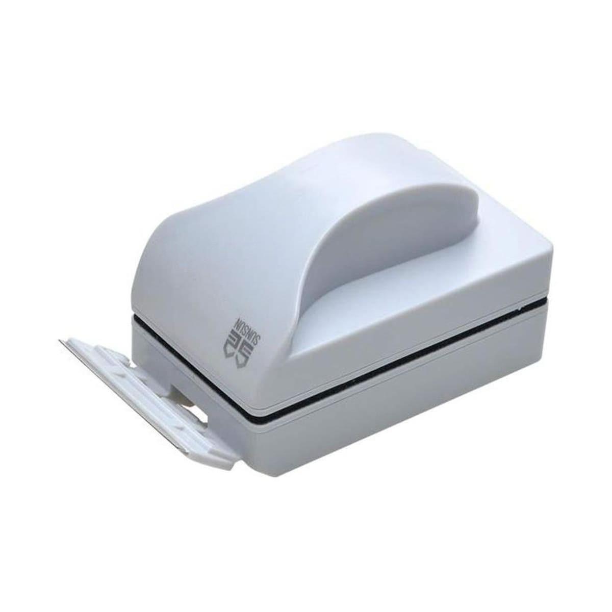 Limpador Magnético Sunsun MB 105D c/ Lâmina vidros 3 a 24mm