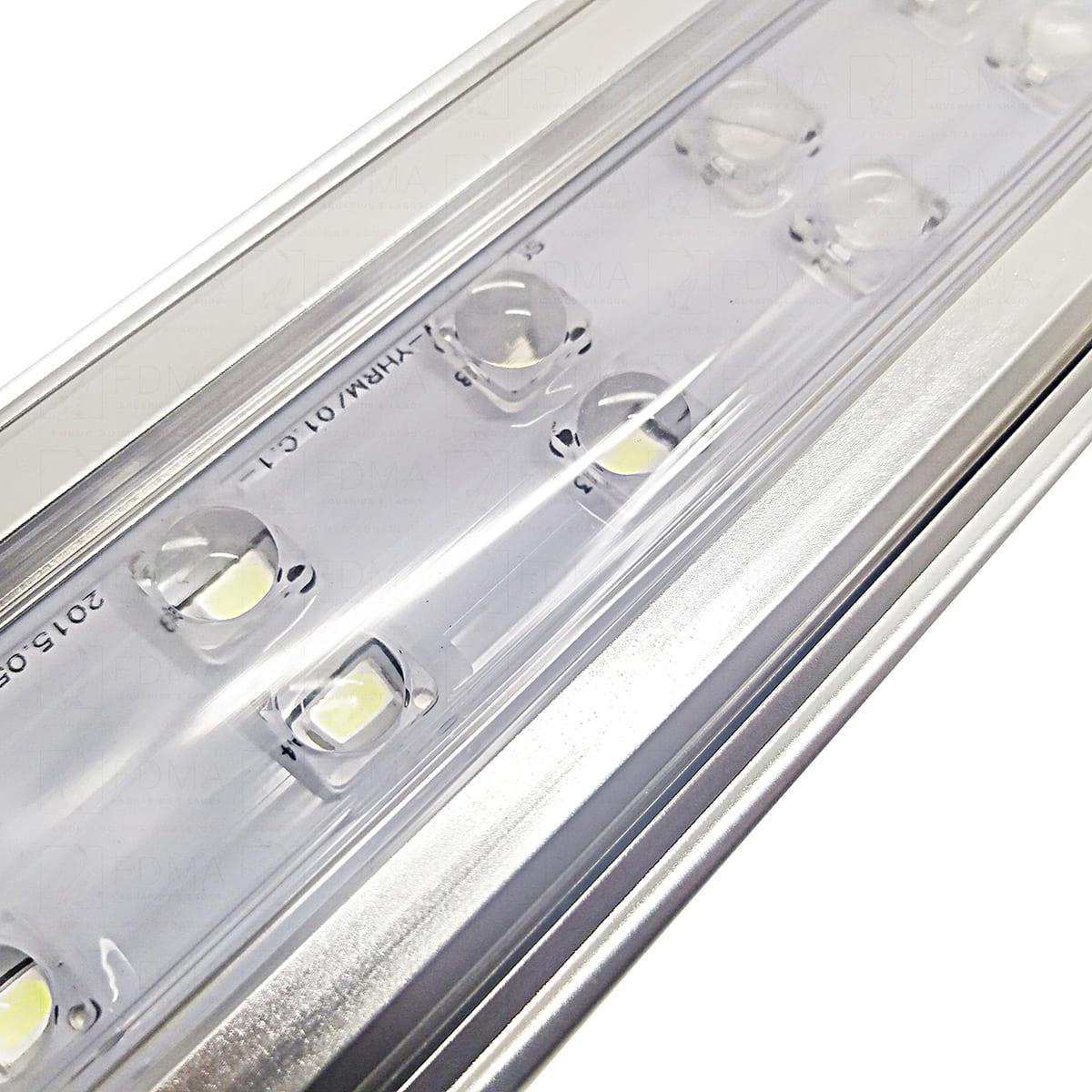 Luminária para Aquários Plantados SUNSUN SL-400 Branco/Azul
