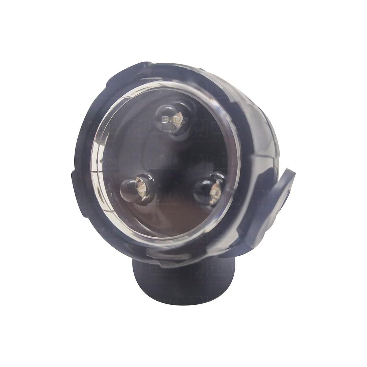 Luminária Submersa para Lagos e Aquários Dophin LED 101
