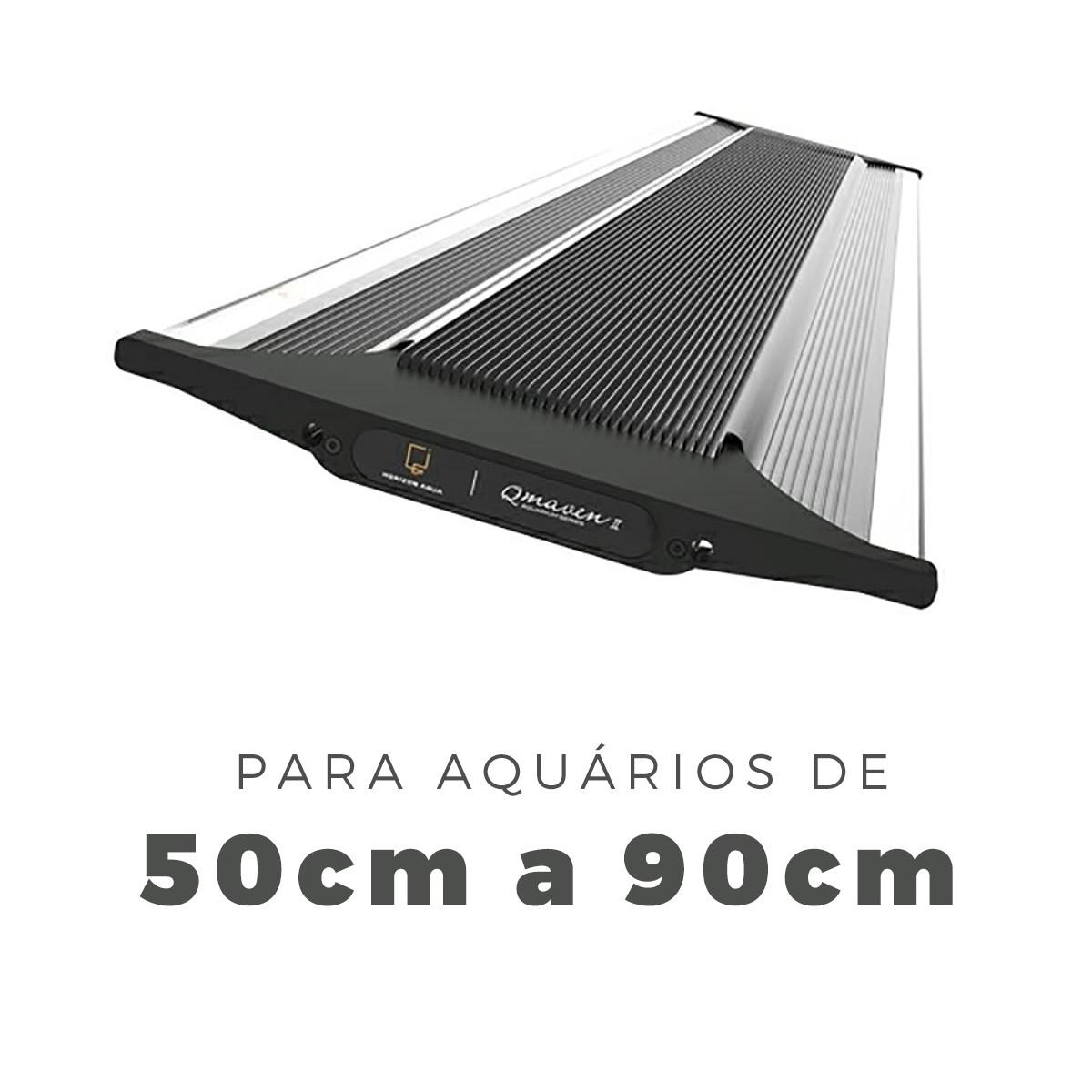 LUMINÁRIA ZETLIGHT ZT6500 QMAVEM SÉRIE II LED 90w - Bivolt