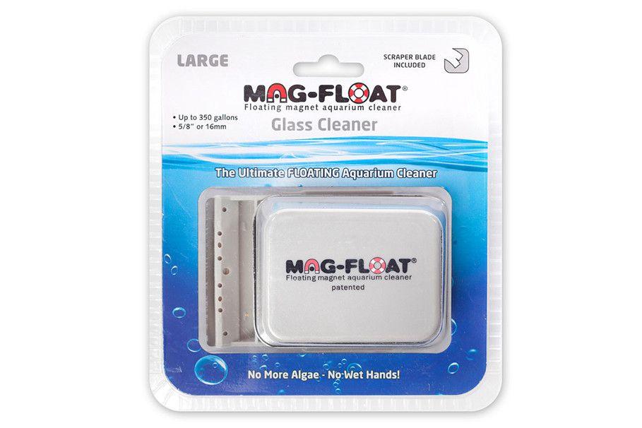 Mag-float Glass Aquarium Cleaner (Large)