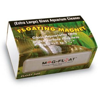 Mag-float Glass Aquarium Cleaner (X-Large)