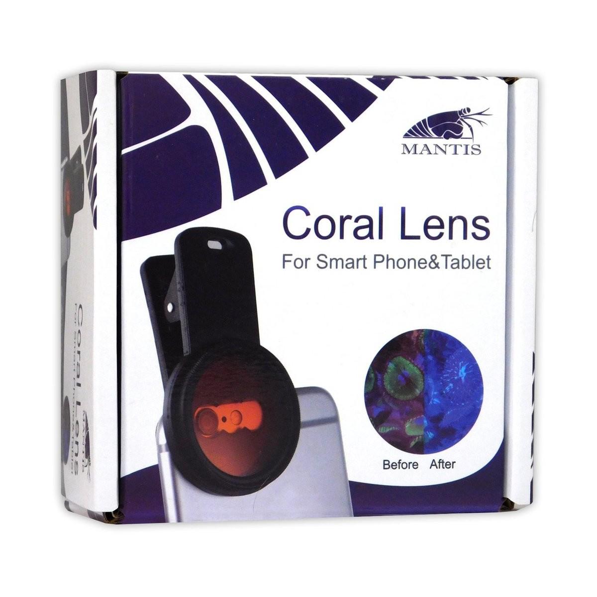Mantis Lentes De Celular Para Fotografia De Corais