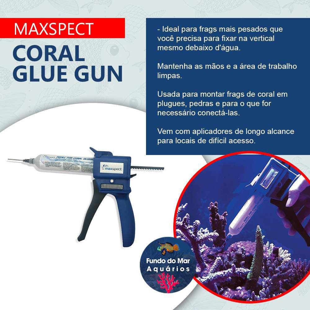 Maxspect Coral Gun Fix - Pistola p/ colar mudas de corais