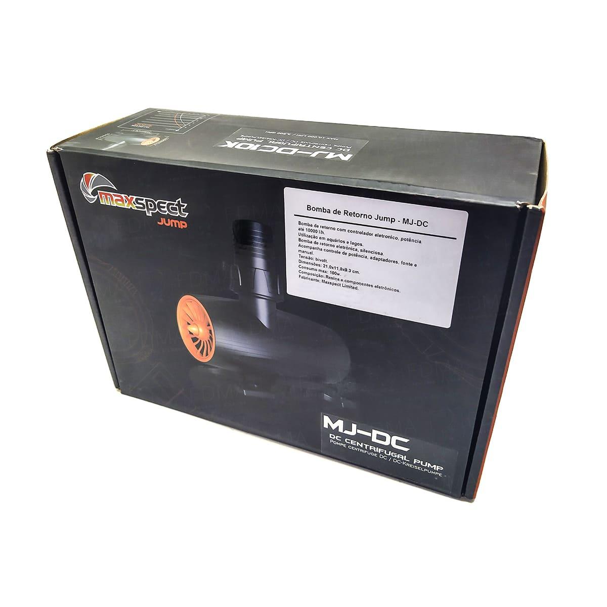 Maxspect MJ-DC 12K Bomba de Retorno DC c/ Controle - Bivolt