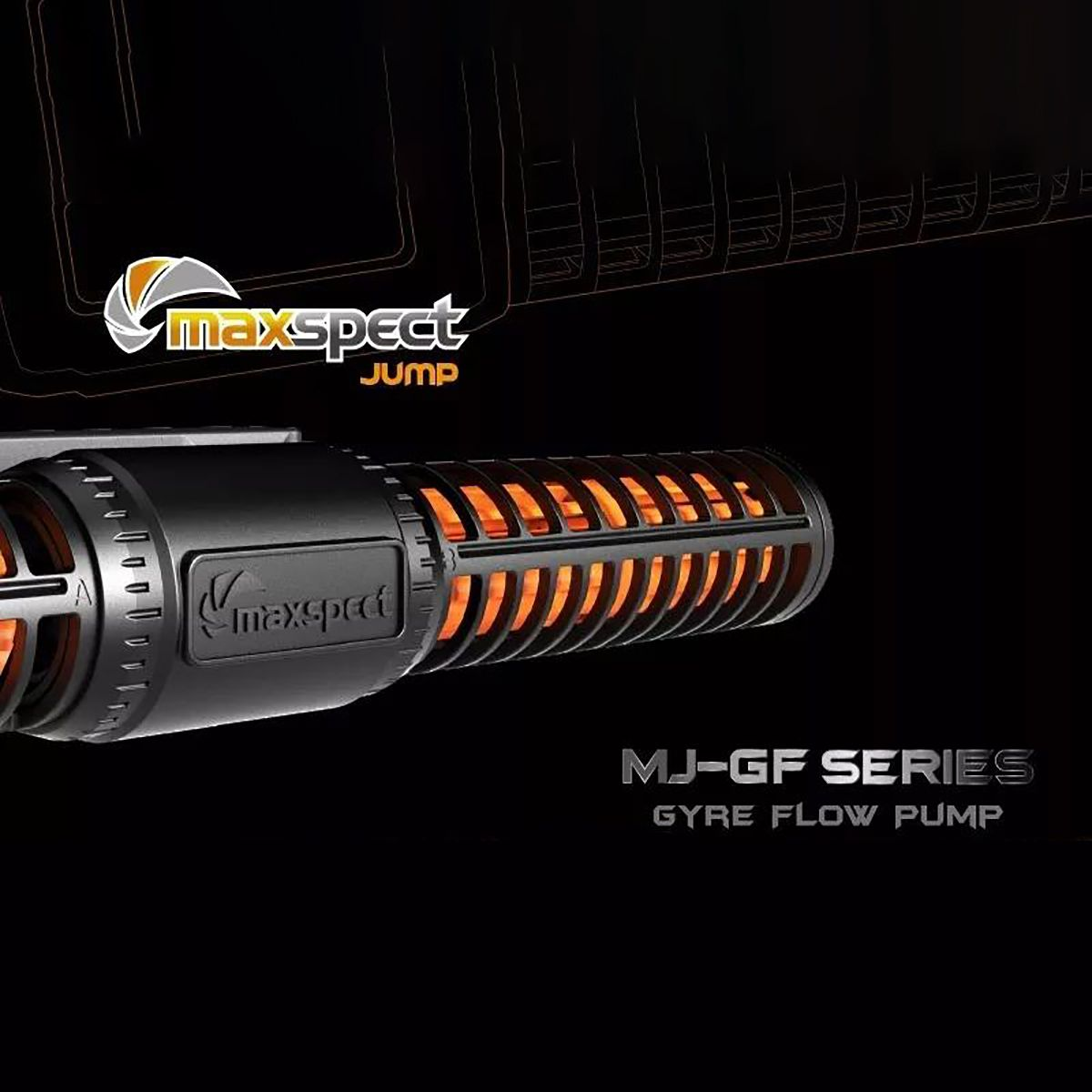 Maxspect MJ - GF 2K - Bomba de Circulação c/ Controlador - Bivolt