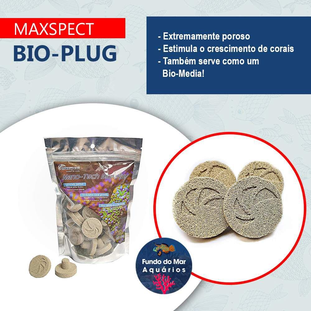 Maxspect Nano-Tech Bio Plug - 25 Unidades para Frags