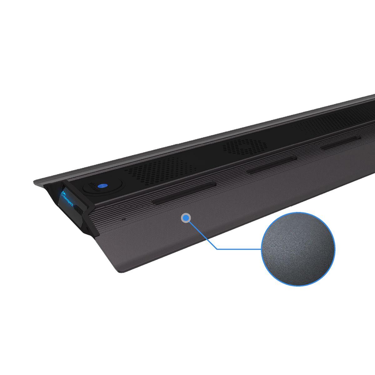 Luminaria LED Maxspect Rsx F50 50w p/ Plantados 35 a 55cm