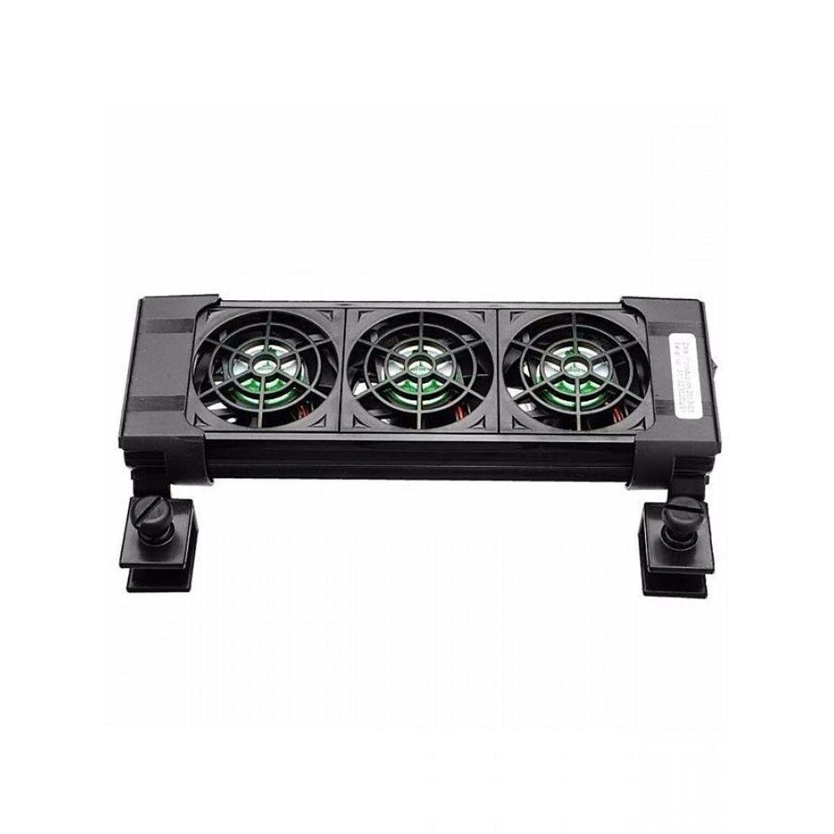 Mini Ventilador Boyu (cooling Fan) Fs-603 Triplo - Bivolt