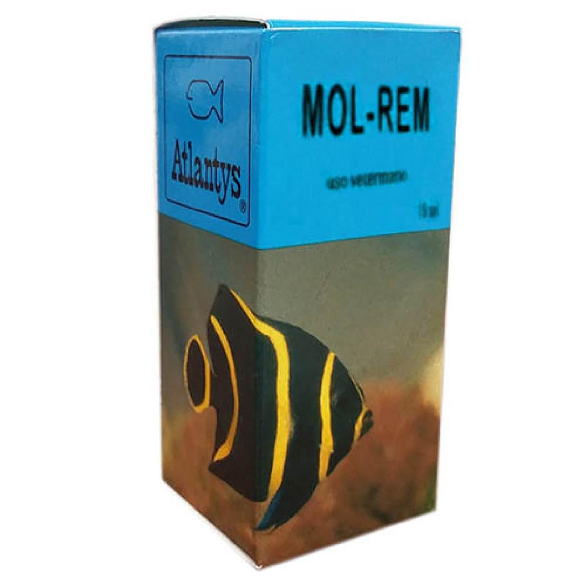 Moluscida Mol - Rem Atlantys 15ml - Elimina Invertebrados