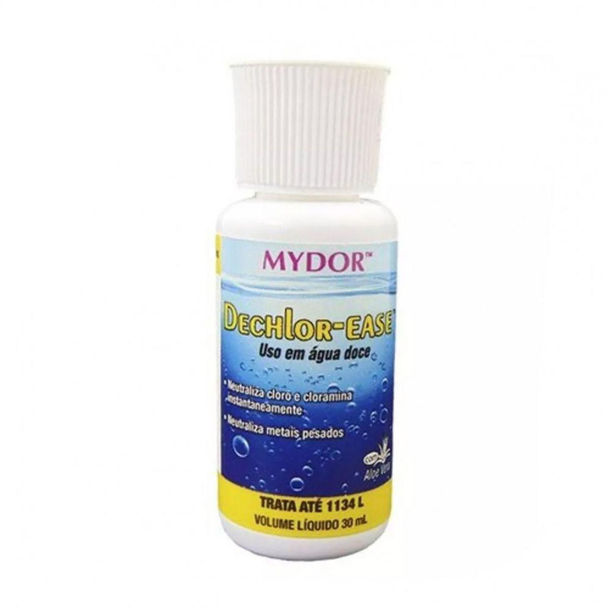 Removedor de Cloro Mydor Dechlor Ease - 30ml