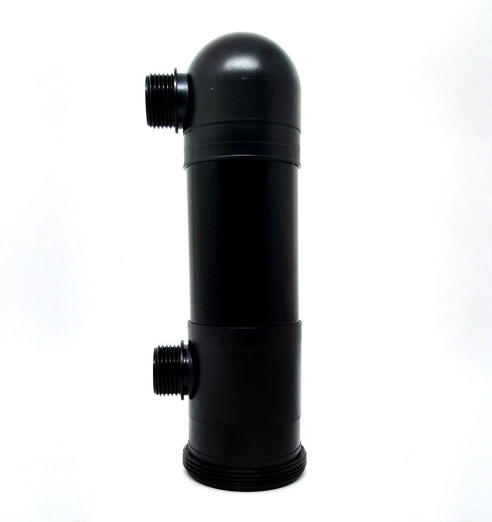Ocean Tech Carcaça p/ TUBO DE QUARTZO 55W