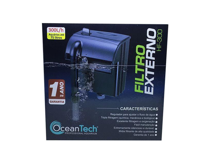 Ocean Tech Filtro Externo Hf-0300 - Até 75l
